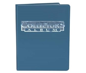 Ultra Pro Portfolio 9Pkt Collectors Blue
