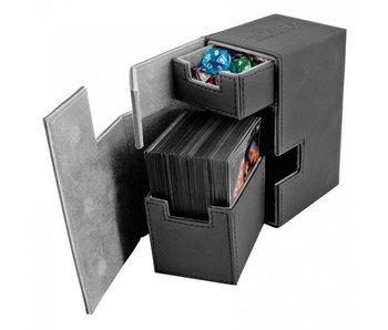 Ultimate Guard Flip N Tray Deck Case Xenoskin Grey 80+
