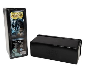 Dragon Shield Storage Box With 4 Compartments Black
