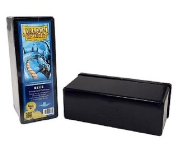 Dragon Shield Storage Box With 4 Compartments Blue