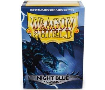 Dragon Shield Sleeves Night Blue 100Ct