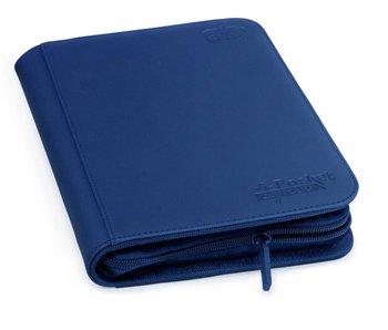 Ultimate Guard Zipfolio Xenoskin 4Pkt Dark Blue