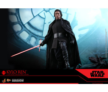 Kylo Ren Sixth Scale Figure - Star Wars: The Rise of Skywalker (Hot Toys)
