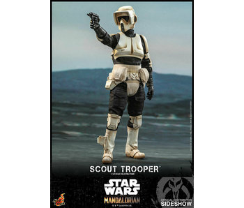 Scout Trooper Sixth Scale Collectible Figure - Star Wars - The Mandalorian (Hot Toys)