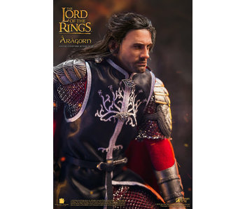 Aragorn 2.0 King (Deluxe Version) Collectible Figure - The Lord of the Rings (Star Ace Toys)