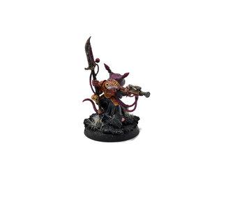SKAVEN Warlock Engineer #1 WELL PAINTED Island of Blood Warhammer Sigmar