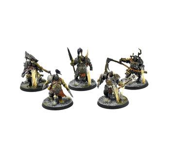 MAGGOTKIN OF NURGLE Putrid Blightkings #3 PRO PAINTED Warhammer Sigmar