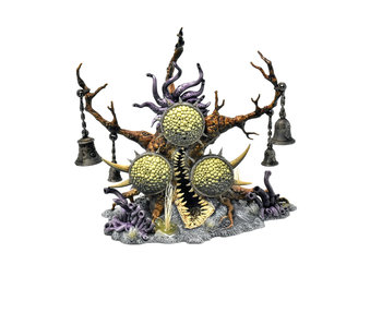 MAGGOTKIN OF NURGLE Feculent Gnarlmaw #2 PRO PAINTED Warhammer Sigmar