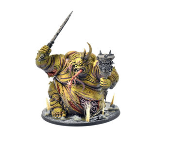 MAGGOTKIN OF NURGLE Great Unclean One #1 PRO PAINTED Warhammer Sigmar