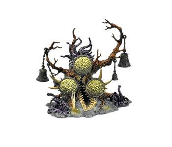 MAGGOTKIN OF NURGLE Feculent Gnarlmaw #1 PRO PAINTED Warhammer Sigmar