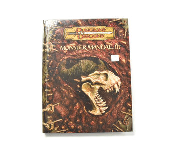 DUNGEONS & DRAGONS Monster Manual III Book