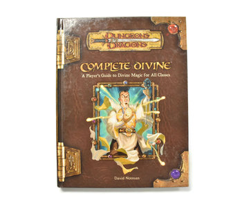 DUNGEONS & DRAGONS Complete Divine Book