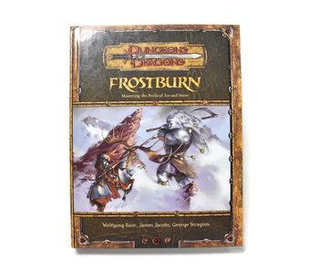 DUNGEONS & DRAGONS Frostburn Book