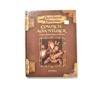 DUNGEONS & DRAGONS Complete Adventurer Book