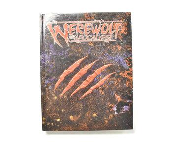 WHITE WOLF WereWolf The Apocalypse Book