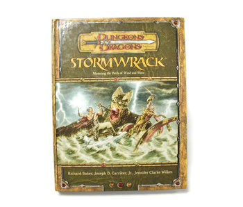 DUNGEONS & DRAGONS Stormwrack Book