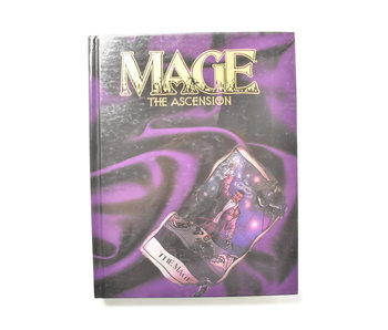 WHITE WOLF Mage The Ascension Book