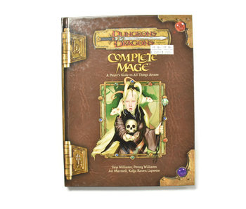 DUNGEONS & DRAGONS Complete Mage Book