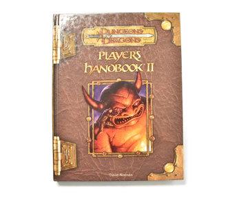 DUNGEONS & DRAGONS Player's Handbook II Book