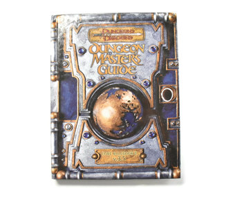 DUNGEONS & DRAGONS Dungeon Master's Guide Core Rulebook II v.3.5