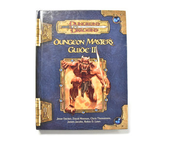 DUNGEONS & DRAGONS Dungeon Master's Guide II Book