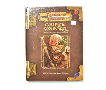 DUNGEONS & DRAGONS Complete Scoundrel Book