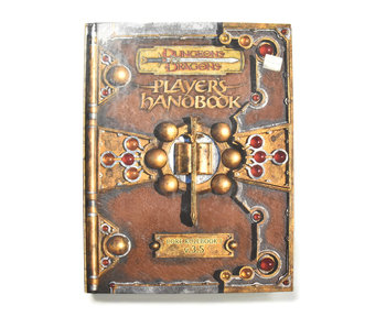 DUNGEONS & DRAGONS Player's Handbook Core Rulebook I v3.5