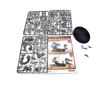 DISCIPLES OF TZEENTCH Burning Chariot of Tzeentch #1 Warhammer Sigmar