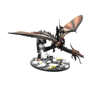 CITIES OF SIGMAR Prince on Dragon WELL PAINTED #1 Warhammer Sigmar