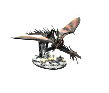 CITIES OF SIGMAR Prince on Dragon WELL PAINTED #2 Warhammer Sigmar