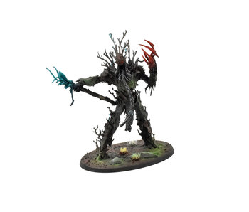 SYLVANETH Treelord Ancient #1 WELL PAINTED Warhammer Sigmar