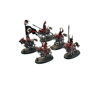 CITIES OF SIGMAR 5 Dragon Princes #4 WELL PAINTED Warhammer Sigmar