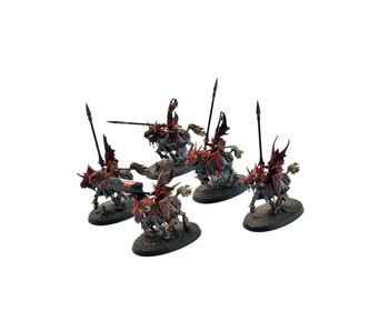 CITIES OF SIGMAR 5 Dragon Princes #5 WELL PAINTED Warhammer Sigmar