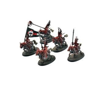 CITIES OF SIGMAR 5 Dragon Princes #3 WELL PAINTED Warhammer Sigmar
