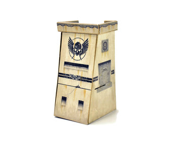 IMPERIAL GUARD Command Tower #1 no wall 40k