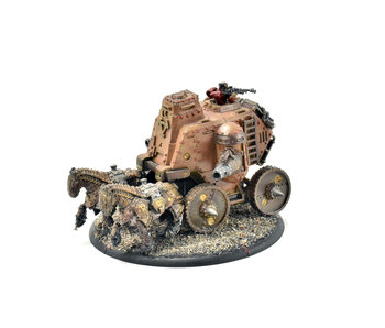 WARMACHINE Gun Carriage #1 METAL khador