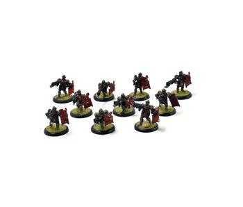 WARMACHINE Assault Kommandos #1 METAL khador