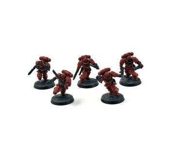 BLOOD ANGELS 5 Assault Intercessors #2 Warhammer 40k