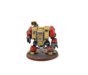 SPACE MARINE Dreadnought #1 WELL PAINTED Warhammer 40k