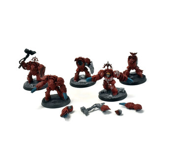 BLOOD ANGELS 5 Terminator Assault Squad #1 Warhammer 40k