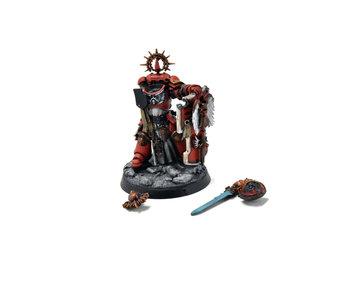 BLOOD ANGELS Primaris Captain Indomitus Converted #1 Warhammer 40k