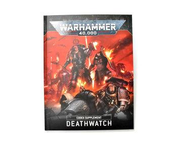 DEATHWATCH Codex Supplements Warhammer 40k