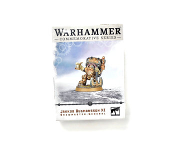 KHARADRON OVERLORDS Jakkob Bugmansson XI Warhammer Sigmar