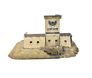 IMPERIAL GUARD Bunker Warhammer 40k
