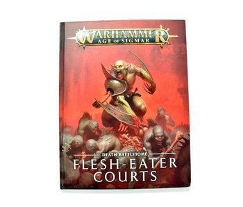 FLESH-EATER COURTS Battletome Warhammer Sigmar  Book