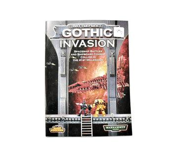 BATTLEFLEET GOTHIC Invasion Booklet  Book