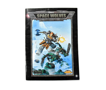 SPACE WOLVES Codex 3rd Edition Book