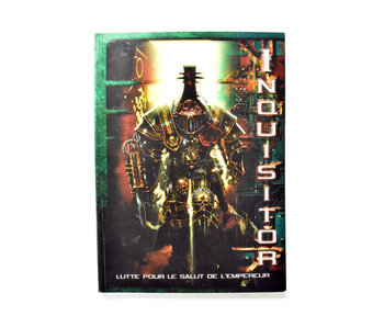 INQUISITOR Core Book French Book