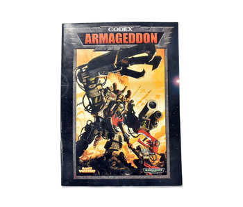 ARMAGEDDON Codex 3rd Edition Book