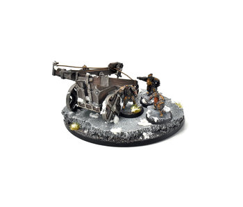 MIDDLE-EARTH Iron Hills Ballista #1 WELL PAINTED THE HOBBIT Forge World